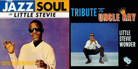 "Stevie Wonder - ""The Jazz Soul Of Little Stevie"" & ""Tribute To Uncle Ray"" (1962)"