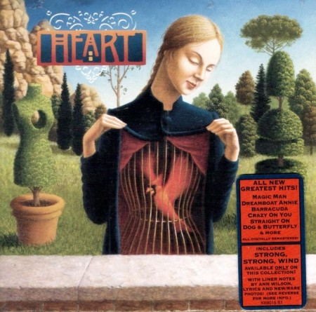 Heart - Greatest Hits (1998) FLAC & MP3