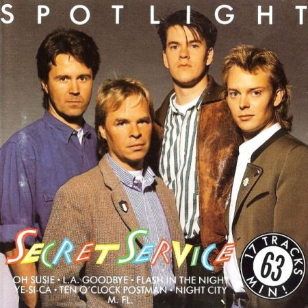 Secret Service - Spotlight (1990)