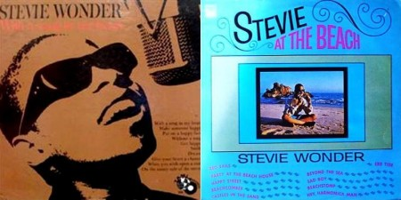 "Stevie Wonder - ""With A Song In My Heart"" (1963) & ""Stevie At The Beach"" (1964)"
