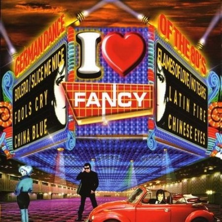 Группа Fancy - I Love Fancy (2004)