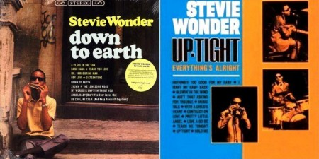 "Stevie Wonder - ""Down To Earth"" & ""Uptight (Everything's Alright)"" (1966)"