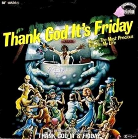 Love & Kisses - Thank God It's Friday (1978)