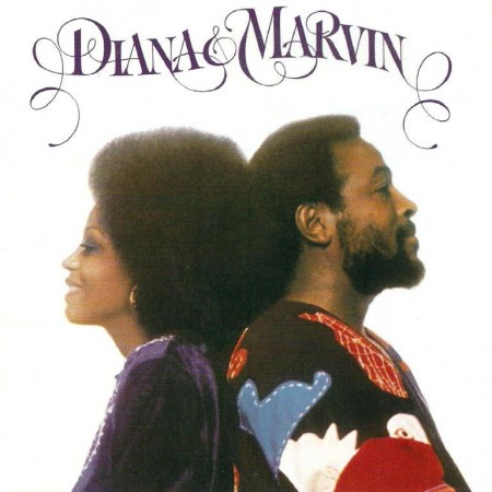 Diana Ross & Marvin Gaye - Diana And Marvin (1973/2001)
