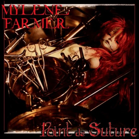 Mylene Farmer - Point De Suture [Coffret Collector En Edition Limitee] (2 CD, 2008) FLAC