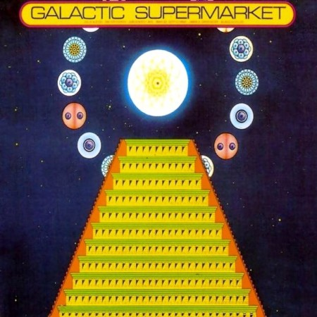 Cosmic Jokers - Galactic Supermarket (1974)