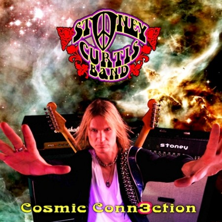 Stoney Curtis Band - Cosmic Conn3ction (2010)