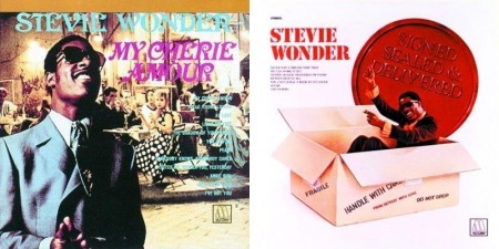 "Stevie Wonder - ""My Cherie Amour"" (1969) & ""Signed, Sealed And Delivered"" (1970)"