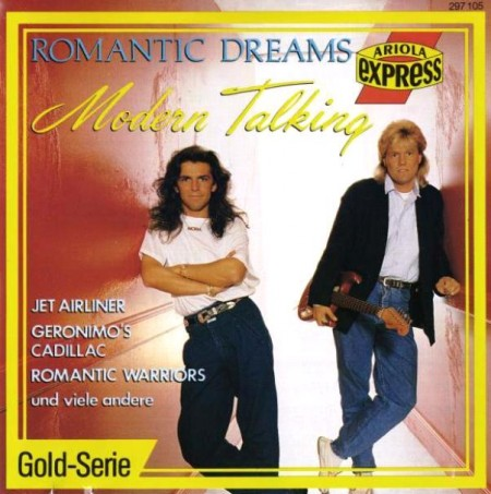Modern Talking - Romantic Dreams (1988)