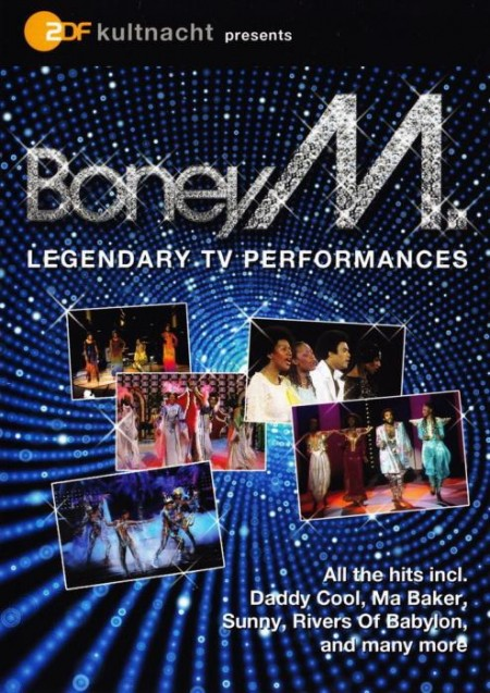 Boney M. - Legendary TV Performances [2011] DVDRip