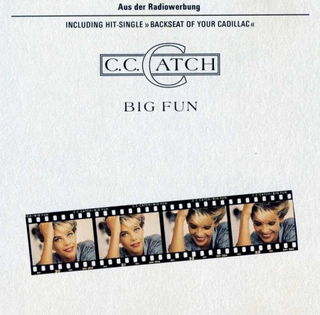 C.C. Catch - Big Fun (1988) FLAC