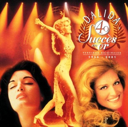 Dalida - 40 Succes En Or (2 CD, 1997/2001 Remastered)