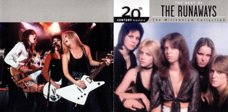 The Runaways - The Best Of The Runaways: 20th Century Masters - The Millennium Collection (2005) APE