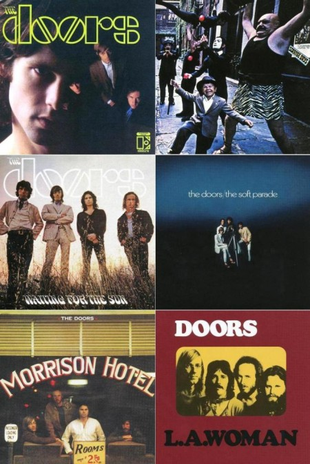 The Doors - A Collection 40th Anniversary Mixes (6 CD, 2011)