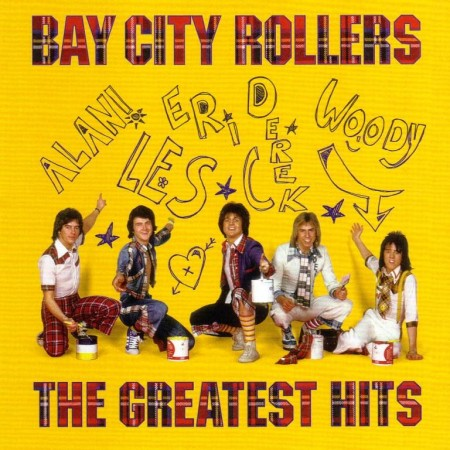 Bay City Rollers - The Greatest Hits (2010)
