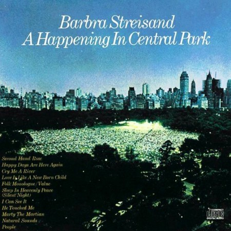 Barbra Streisand - A Happening In Central Park (1968)