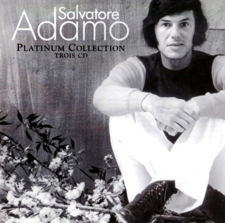 Salvatore Adamo - Platinum Collection (3 CD, 2005)