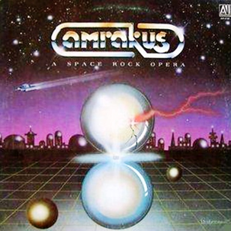 Amrakus - A Space Rock Opera (1982)