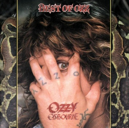 Ozzy Osbourne - Best Of Ozz [Japanese Edition] (1989)