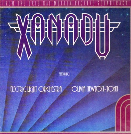 Electric Light Orchestra & Olivia Newton-John - Xanadu (1980) MP3 & FLAC