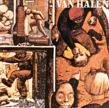 Van Halen - Fair Warning (1981/2000 Remastered) MP3 & FLAC