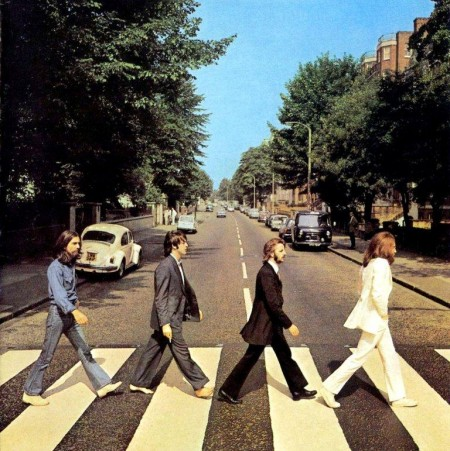 The Beatles - Abbey Road (1969) DTS 5.1 Upmix