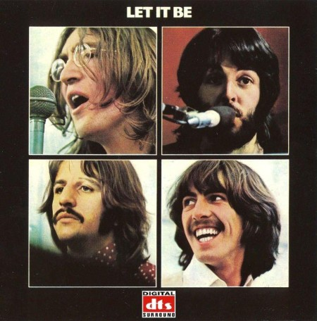 The Beatles - Let It Be (1970/1987) DTS 5.1 Upmix