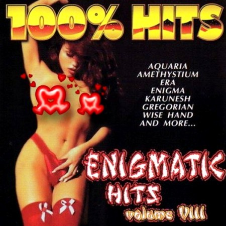 100% Hits. Enigmatic Hits. Vol. 8 (2001)