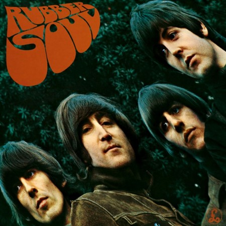 The Beatles - Rubber Soul (1965/2003) DTS 5.1 Upmix