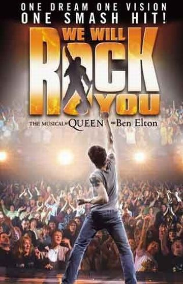 Queen - We Will Rock You [1982] DVDRip