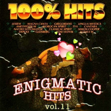 100% Hits. Enigmatic Hits. Vol. 11 (2003)