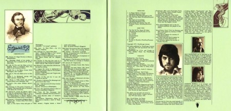 The Alan Parsons Project - Tales Of Mystery And Imagination: Edgar Alan Poe/Remix (1976/1987, 2 CD 2007)