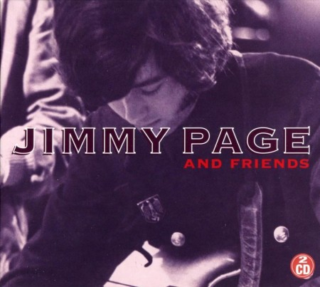 Jimmy Page - Jimmy Page & Friends (2 CD, 2006)