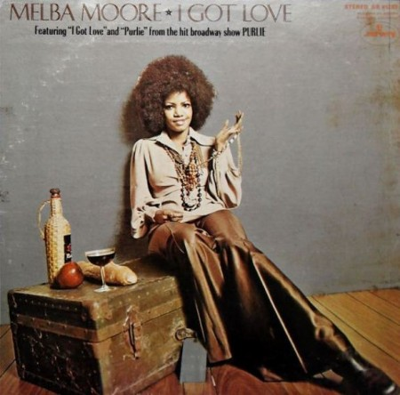 Melba Moore - Living To Give (1970/1973)