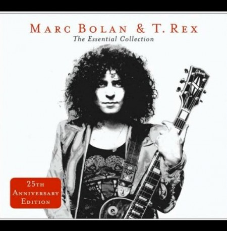 Marc Bolan & T.Rex - All Time Hits. The Essential Collection. 25th Anniversary Edition (2002) MP3 & FLAC