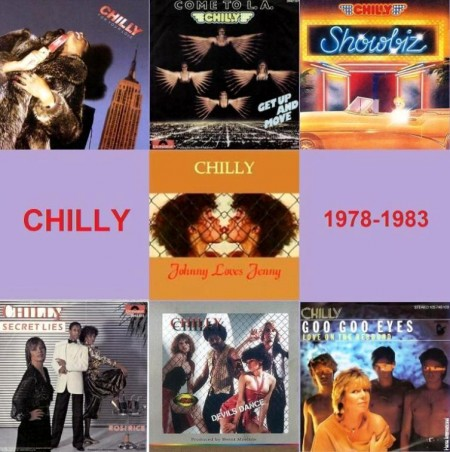 Chilly - Дискография/Discography (1978-1983)