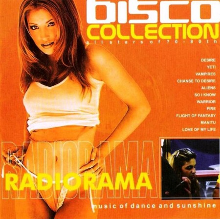 Radiorama - Disco Collection/The Best Of (2001)