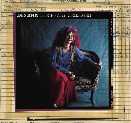 Janis Joplin - The Pearl Sessions (2 CD, 2012 Compilation & Remastered)