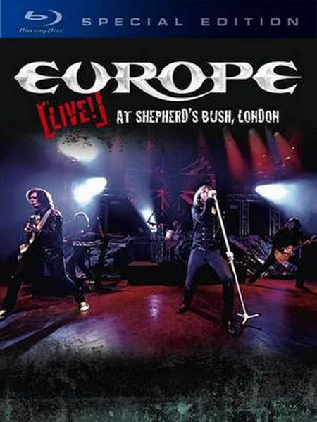 Europe - Live! At Shepherd's Bush, London [2011] HDRip