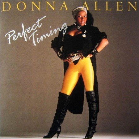 Donna Allen - Perfect Timing (1986)