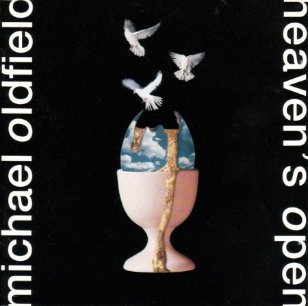 Michael Oldfield/Mike Oldfield - Heaven's Open (1991) FLAC