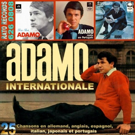 Salvatore Adamo - Internationale (1970)