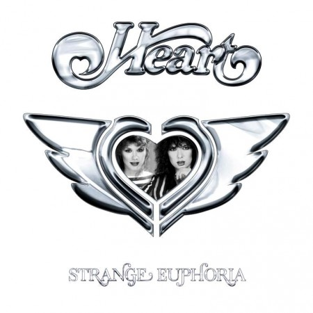 Heart - Strange Euphoria (3 CD Box Set, 2012)
