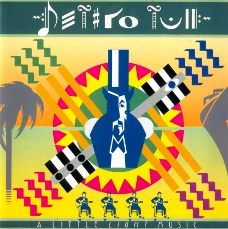 Jethro Tull - A Little Light Music (1992) FLAC