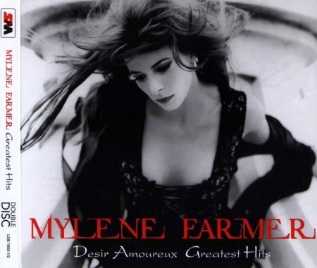 Mylene Farmer - Desir Amoureux. Greatest Hits [Star Mark Compilations] (2 CD, 2008)