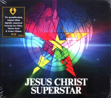 Andrew Lloyd Webber & Tim Rice - Jesus Christ Superstar (1970/2012 2 CD Remastered) FLAC