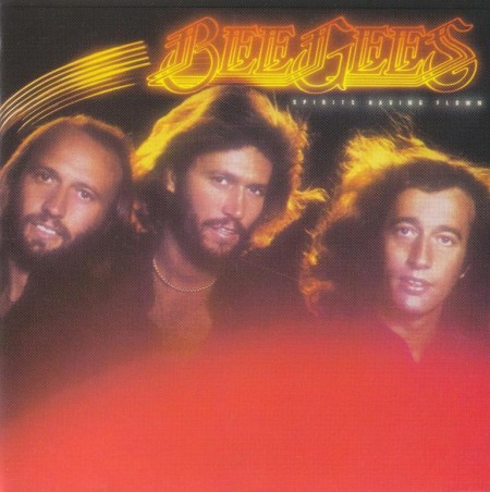 Bee Gees - Spirits Having Flown (1979/1993 Japan Reissued)