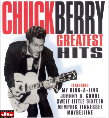 Chuck Berry - Greatest Hits (2008)