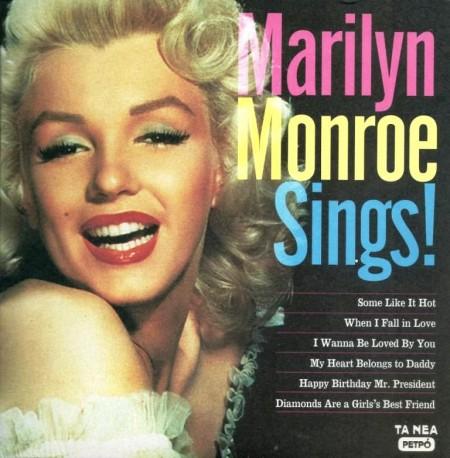 Marilyn Monroe - Marilyn Monroe Sings! (2 CD, 2012)