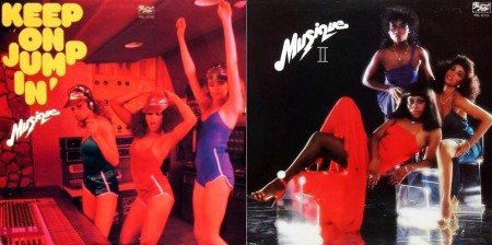 Musique - Keep On Jumpin' (1978) & Musique II (1979)
